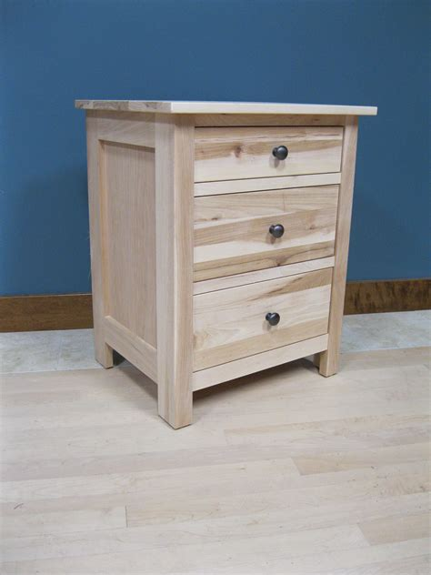 unfinished pine bedside tables unfinished bedside cabinets cabinets matttroy