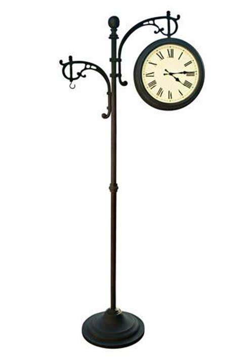 Backyard Creations Outdoor Pedestal Clock Thermometer 267 Best Images About House Beautiful On