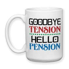 goodbye tension hello pension retirement gift for retirement adventure journal to record travel and activities with table of contents and numbered page books wavy personalized retirement mint tin favors hello