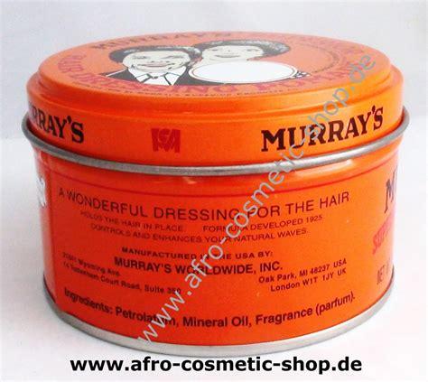Pomade Superior murray s superior hair dressing pomade 3 oz afro