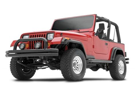 Jeep Rancho Rancho 2 5 Quot Suspension Lift Kit For 87 95 Jeep 174 Wrangler