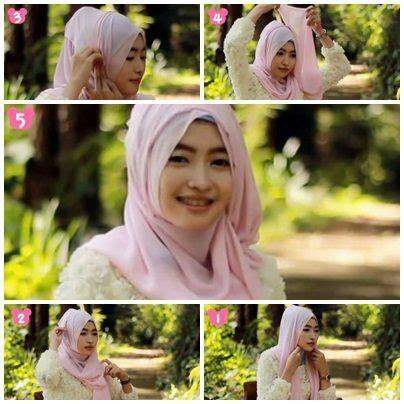 tips cara memakai jilbab pesta simple modern cantik cara memakai hijab modern dan simple terbaru 2015 tips