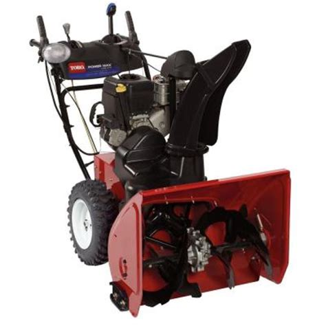 toro power max hd 1128 oxe 28 in two stage electric start
