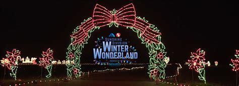 light show christmas lights winter portland light show winter parkbench