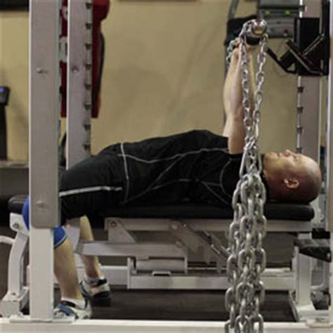 rugby bench press rugby league training drill 4 bench press with chains pro training programs