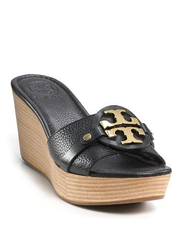 Tory Burch Gift Card Balance - tory burch quot patti 3 quot wedge sandals bloomingdale s