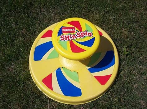 sit n spin childhood memories