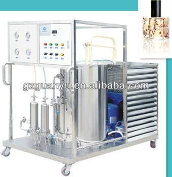 Coreana Lavida Line Solution Perfumed Cologne perfume freezing filter perfume production line equipment buy perfume freezing filter perfume