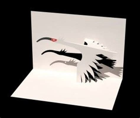 pop up bird card template 239 best images about book arts pop up books and cards