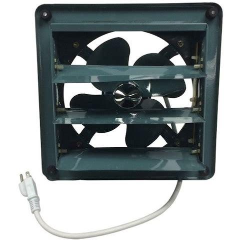 garage fan blades garage ventilation ask the builder