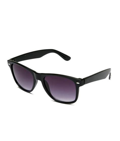 ads stylish black gradient aviator sunglasses for