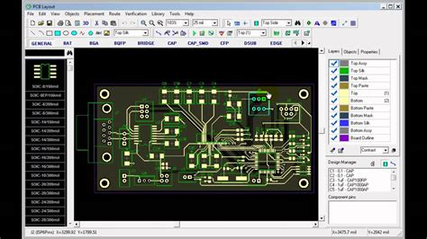 pcb layout maker online ordering a pcb designed in pcb creator youtube