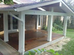 patio roof cover traditional porch chicago by millennium construction