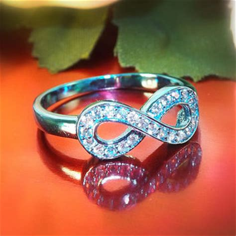 turquoise ring infinity ring turquoise from engagemerings on