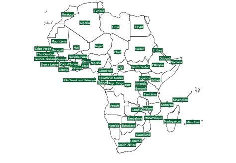 africa map quiz sporcle countries of africa without a map map quiz stats by