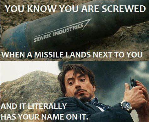Tony Stark Meme - tony stark funny quotes quotesgram