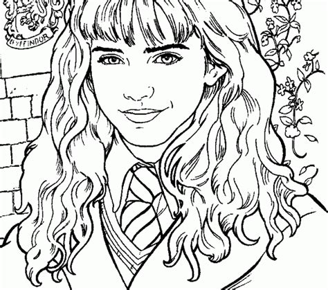 free harry ron and hermione coloring pages halloween harry potter colouring page kids coloring europe
