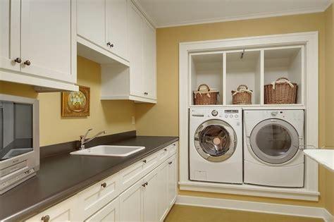 laundry pedestal design seattle craftsman house