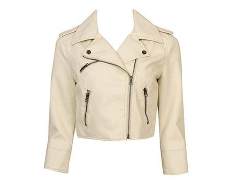 Trend Alert Cropped Jackets by Trend Alert Rebel Jackets Omiru Style For All