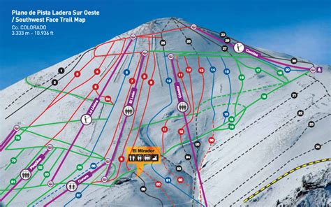 where is el co on map el colorado ski resort insider tips and resort review