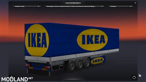 ikea download ikea trailer mod for ets 2