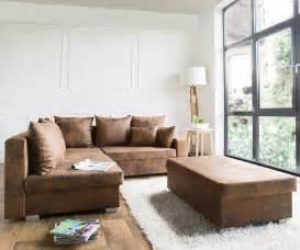 delife möbel l sofa braun bestseller shop f 252 r m 246 bel und einrichtungen