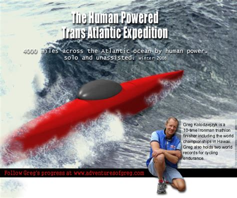 pedal boat across atlantic human powered trans atlantic expedition