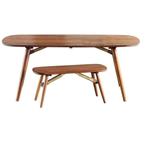 Handcrafted Dining Room Tables - modern custom handcrafted walnut dining table nomad