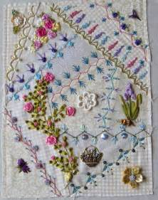 Patchwork Embroidery - 878 best quilts quilts images on