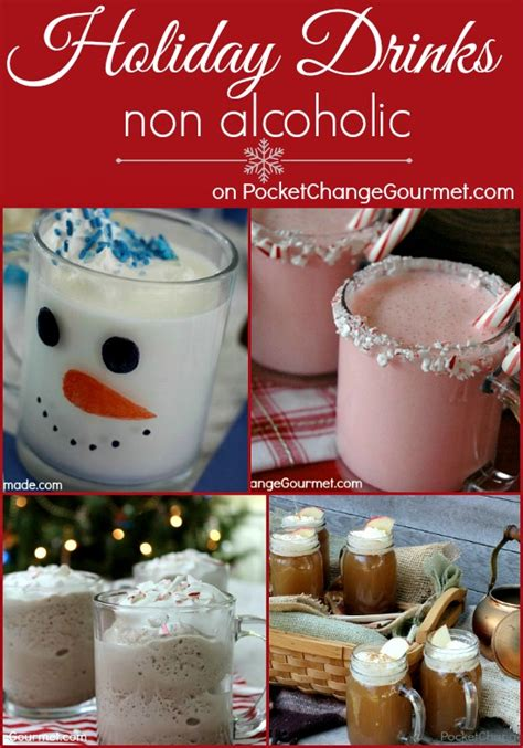drink recipes without alcohol