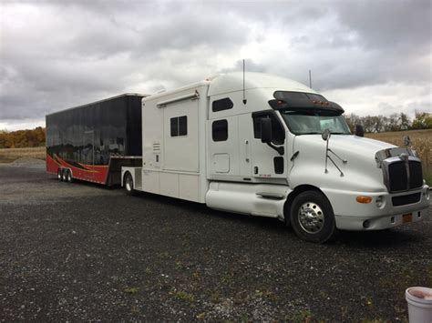 kenworth trucks for sale in ontario kenworth toterhome and stacker trailer for sale in ontario
