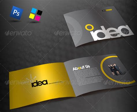 creative brochure layout ideas 20 most creative brochure design for designers