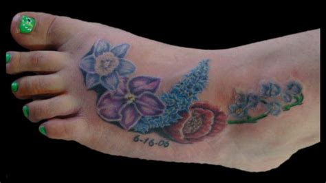tattoo family flower family flower tattoo tattoos pinterest