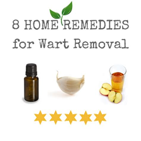 8 home remedies for warts that actually work
