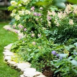 Garden Borders Edging Ideas Ideas For Garden Borders And Edging