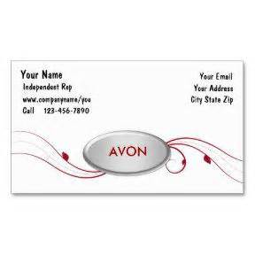 free printable avon business cards avon business cards spa business cards