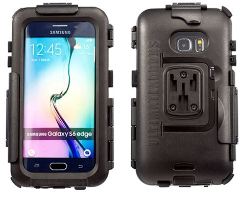 Samsung S6 Phone Waterproof ultimateaddons tough waterproof mount for samsung