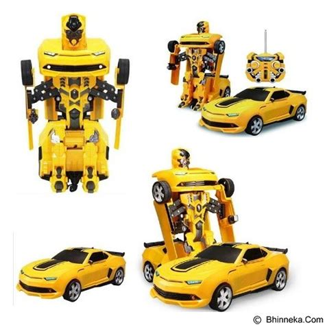 Tt667 Rc Radio Remote Transformer Vehicle Car Deform Robot jual sky88shop radio remote transformer vehicle car deform robot tt661 merchant