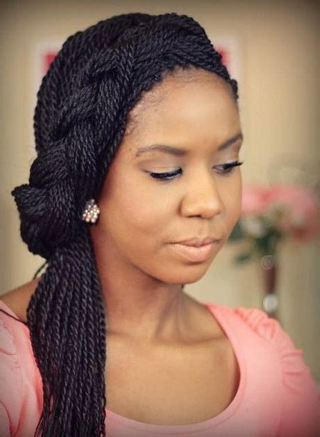 black women hair styles twist in top back long weave 2016 black braid hairstyles