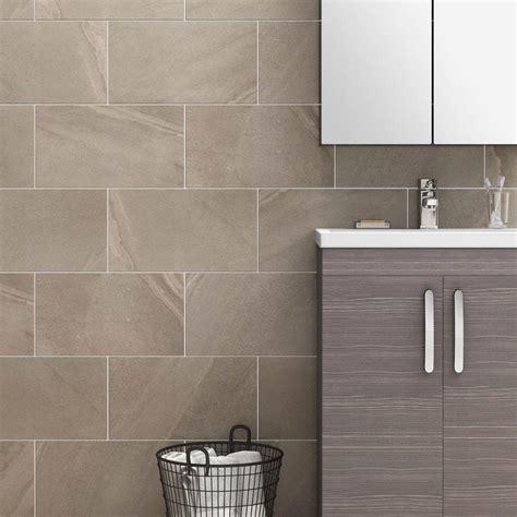 oceania stone grey wall tiles   victorian plumbing
