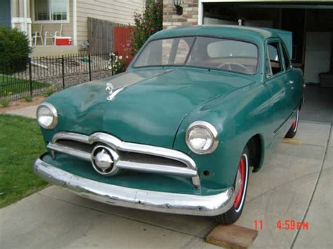 49 Ford Coupe by Cheap Coupe Project 1949 Ford Coupe