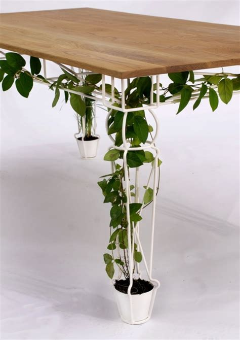 plant table plantable beautiful table with plants ideas for home