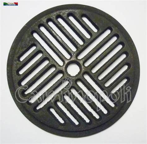 griglie per camini griglia cenere in ghisa tonda ic04 italiana camini d 23