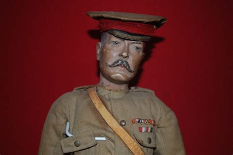 Who Is Lord Kitchener by Ww1 Lord Kitchener Doll