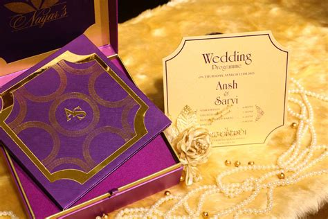Wedding Invitation Cards Yellow by Wedding Cards Gallery