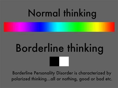 test disturbi psicologici 14 cose le persone con personalit 224 borderline fanno