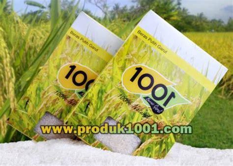 beras putih asli alami  garut pusat produk