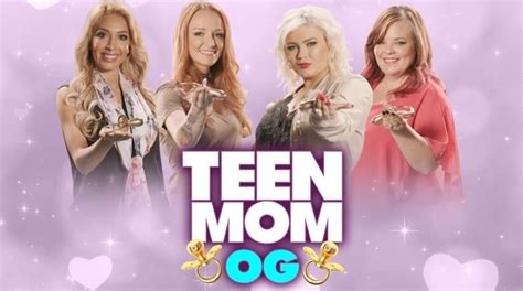 teen mom og premiere date trailer original girls return teen mom og cast season 7 what time channel it is on tv