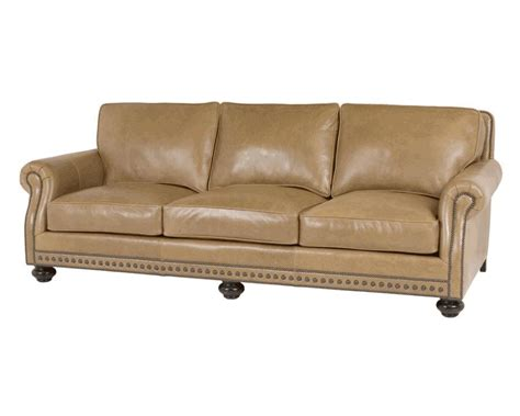 American Made Couches by Classic Leather Riverside Sofa 3253 Usa Made Leather Sofas