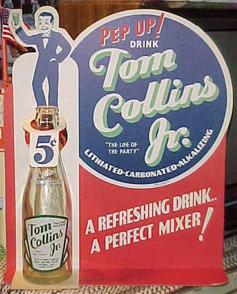 tom collins bottle beer pop stuff